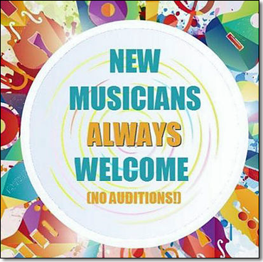 New Musicians Welcome